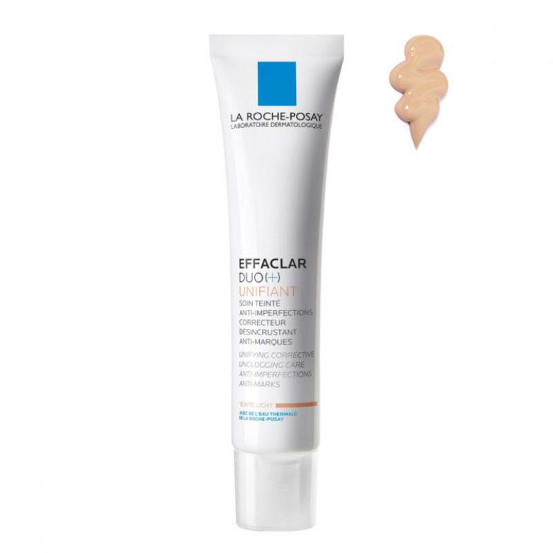 Kem dưỡng giảm mụn có màu Effaclar Duo [+] Unifian...