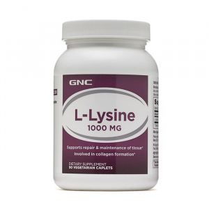 Viên Uống Bổ Sung Lysine 1000mg