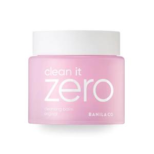 Sáp Tẩy Trang Dưỡng Da Banila Co Clean It Zero Cleansing Balm Original Dành Cho Mọi Loại Da 100ml