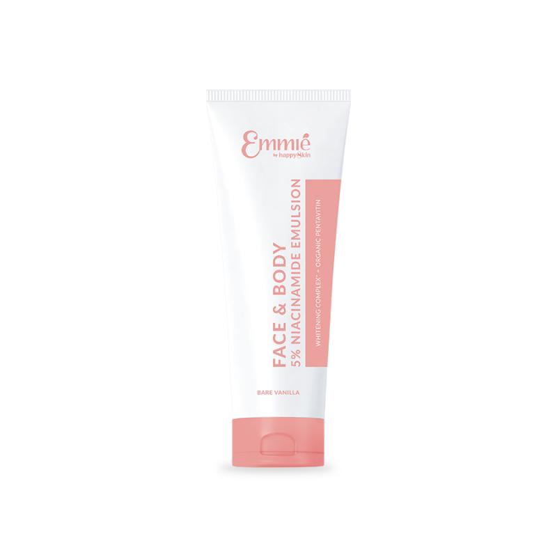 Kem Dưỡng Trắng Emmié Face & Body Emulsion 5% Niac...