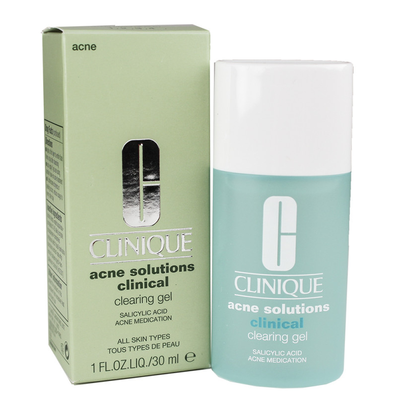 Gel trị mụn Clinique Acne Solutions 30ml
