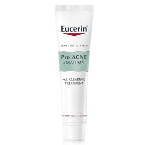 Tinh Chất Trị Mụn, Mờ Vết Thâm, Tái Tạo Da, Ngăn Ngừa Mụn Eucerin ProAcne A.I Clearing Treatment 40ml